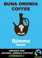 Jimma Bean (Ethiopian Coffee)