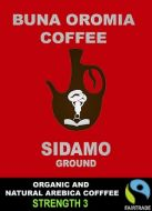 Sidamo Ground (Ethiopian Coffee)